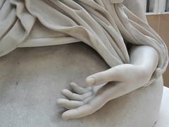 Nisus et Euryale (Détail) Cour Puget (marellezap) Tags: lelouvre peinture mains musée