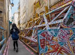 ColorSupport.jpg (Klaus Ressmann) Tags: klaus ressmann omd em1 fparis france peoplestreet spring candid cityscape constructionsite decay design flccity grafitti unposed klausressmann omdem1