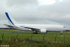 ARAMCO B767 N767A (Adrian.Kissane) Tags: aviation 767 taxing ireland airport departing outdoors boeing jet aircraft plane aeroplane n767a 33685 2292019 b767 shannonairport shannon private aramco