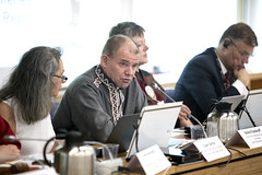 12184a0149 (FAO News) Tags: italy europe seminars indigenouspeople arctic fisheries rome