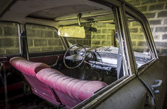_DSC6282-HDR (Foto-Runner) Tags: urbex lost decay abandonné voitures car épaves peugot 204