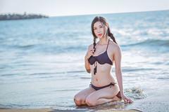 DSC_8952 (tingyangke) Tags: 人像攝影 人像 portrait d750 85mm 定焦 台灣 taiwan 外拍 比基尼 bikini 海邊