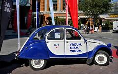 Canada: Québec City, Deux Chevaux (Henk Binnendijk) Tags: canada quebeccity deuxchevaux 2cv lelijkeeend geitje classiccar klassieker auto voiture car