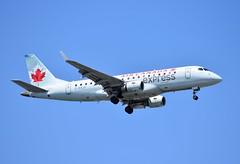 C-FXJF ERJ175 Air Canada Express (corrydave) Tags: 17000309 erj erj175 embraer aircanada boston cfxjf
