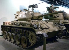 "M24 Chaffee Light Tank 2 • <a style=""font-size:0.8em;"" href=""http://www.flickr.com/photos/81723459@N04/48781243472/"" target=""_blank"">View on Flickr</a>"