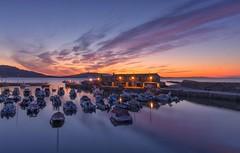 Harbour Calm (Captain Nikon) Tags: lymeregis lymebay dorset coastal lymeregisharbour harbour dawn calmness yachts boats southwest landscapephotography
