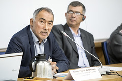 12184a0218 (FAO News) Tags: italy europe seminars indigenouspeople arctic fisheries rome