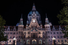 IMG_6283 (Adamky) Tags: hannover architecture night photography