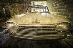 _DSC6279-HDR (Foto-Runner) Tags: urbex lost decay abandonné voitures car épaves peugot 204