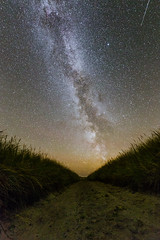 road to stars (bjorns_photography) Tags: milkyway landscape nature galaxy sand beach photography outdoor star norway norge