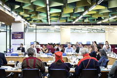 12184a0241 (FAO News) Tags: italy europe seminars indigenouspeople arctic fisheries rome
