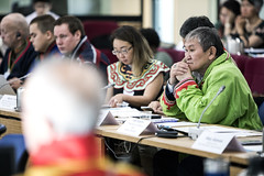 12184a0101 (FAO News) Tags: italy europe seminars indigenouspeople arctic fisheries rome