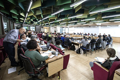 12184a0059 (FAO News) Tags: italy europe seminars indigenouspeople arctic fisheries rome