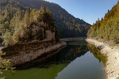Lac de Moron 25 (WoPeR 25 ☘️) Tags: france francia frankreich franchecomté forêt doubs suisse switzerland randonnée randonnées rivière hautdoubs ruisseau rivieres frontière francosuisse ngc