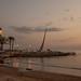 Sunset in Salou Spain