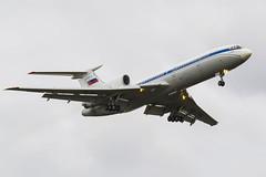 RA-85084 Russian Federation Air Force Tupolev Tu-154M (Nathan_Ivanov) Tags: airplane aircraft aviation spotting planespotting vko vnukovo uuww tupolev tu154