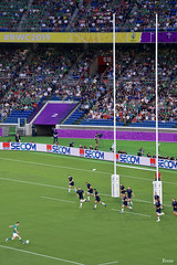 ラグビーワールドカップ2019 Rugby World Cup 2019 (ELCAN KE-7A) Tags: add tags 日本 japan 東京 tokyo ラグビー rugby ワールドカップ world cup 2019 スコットランド scotland アイルランド irelanad