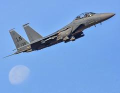 """F15 E AF 91 331 492nd FS """"Madhatters""""48th FW RAF Lakenheath (Tarnish9) Tags: f15 e af 91 331 492nd fs madhatters48th fw raf lakenheath suffolk raflakenheath american usaf brandon"""