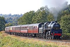 76017 BR Standard 4 (Roger Wasley) Tags: 76017 british railways standard 4 svr steam locomotive train engine severn valley heritage preserved preservation mogul 260 class horwichworks sr southernregion