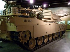 "M1A1 Abrams 6 • <a style=""font-size:0.8em;"" href=""http://www.flickr.com/photos/81723459@N04/48782003303/"" target=""_blank"">View on Flickr</a>"
