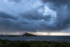 L'Ile Noire (Samuel Raison) Tags: capcorse corse orage storm nuages clouds mer sea nikon nikond4s nikon282470mmafsg