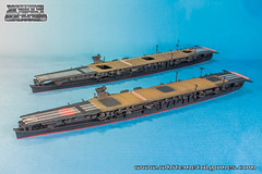 Soeya Aircraft Carrier Japan-01 (whitemetalgames.com) Tags: whitemetalgames wmg white metal games painting painted paint commission commissions service services svc raleigh knightdale northcarolina north carolina nc hobby hobbyist hobbies mini miniature minis miniatures tabletop rpg roleplayinggame rng warmongers wargamer warmonger wargamers tabletopwargaming tabletoprpg ww2ships worldwar2 worldwartwo ship historicalnavalbattle 1700scale