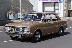 Photo of Ford Cortina 1600E RWV498H