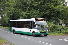 Postbridge (peagreenbus) Tags: mx56aav targettravel optaresolo