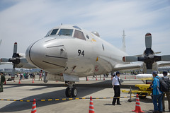 Lockheed P-3C Orion (Boushh_TFA) Tags: lockheed p3c orion p3 5094 94 japan maritime selfdefence force sdf naval air facility atsugi spring festival 2017 naf nja rjta united states navy kanagawa nikon d600 nikkor 24120mm f4 vr