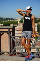 Palatine Hill (Sascha Klauer) Tags: apple applewatch athletic athletisch basecap beautiful body cap cute fit fitness fitnessguy gay gayfitness gayguy german germanguy guy holiday hot ilce7 italia italien italy kreuz kreuzkette male mann me men muscles muscular muskeln muskelshirt nike ohrring palatin palatinehill palatino palatinus portrait pride pridearmband queer rom roma rome selfie shooting skin skinny sommer sonya7 sonyalpha7 sonyilce7 summer tanktop unschärfe uomo addicted addictedunderwear superdry superdrypants sungasses rayban vapormax