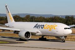 AeroLogic | B777-F | D-AALD | FRA | 21.09.2019 (Norbert.Schmidt) Tags: boeing b777 b777f aerologic airport frankfurt fra frankfurtairport daald