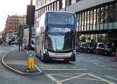 11258, Manchester, 13/09/19 (aecregent) Tags: manchester 130919 stagecoach stagecoachmanchester stagecoachnorthwest enviro400mmc 11258 256 sn69zft