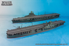 Junyo Aircraft Carrier Japan-01 (whitemetalgames.com) Tags: whitemetalgames wmg white metal games painting painted paint commission commissions service services svc raleigh knightdale northcarolina north carolina nc hobby hobbyist hobbies mini miniature minis miniatures tabletop rpg roleplayinggame rng warmongers wargamer warmonger wargamers tabletopwargaming tabletoprpg ww2ships worldwar2 worldwartwo ship historicalnavalbattle 1700scale