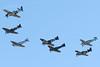 Spitfires, Mustangs & a Buchon