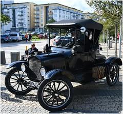 Flyget På Hägernäsviken - 100 Års Jubileum - Hägernäs Strand (lagergrenjan) Tags: flyget på hägernäsviken 100 års jubileum hägernäs strand gammal t ford 1921 bil