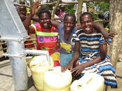 Thank you for this gift of life-saving water! (W4KI) Tags: w4ki water safe clean h4ki restore hope 4pillarsofhope dignityhealthjoylove dignity health joy love transform village community uganda ruchwa