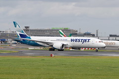 C-GURP Boeing 787-9 WestJet (eigjb) Tags: dublin airport eidw ireland international collinstown jet transport airliner aircraft airplane plane spotting aeroplane boeing 7879 westjet b787 787 dreamliner