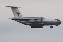 RA-78818 224th Flight Unit Ilyushin Il-76TD (Nathan_Ivanov) Tags: aviation airplane vko vnukovo ilyushin il76