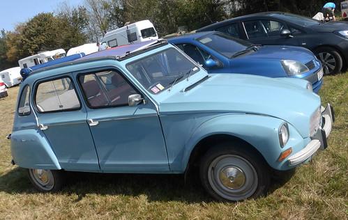 Citroën Dyane 6 (1973)