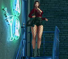 NEW POST!! Credits (Bah G.) Tags: grailed second life sl slfashion shoes secondlifefashion heels boots ricielli villena ddl supernaturalmainstore accessories virtuallife secondlifeblog secondlife glamaffair glosses laperla