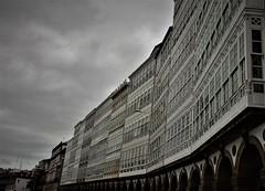 Los miradores de A Coruña (enrique1959 -) Tags: martes martesdenubes nubes nwn acoruña riasaltas españa galicia europa linescurves