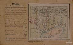 Estrada de Minas (Arquivo Nacional do Brasil) Tags: estradademinas mapaantigo map mapa oldmap planta arquivonacional arquivonacionaldobrasil