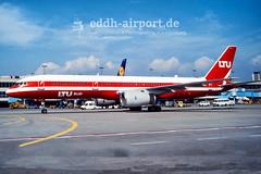 D-AMUM (timo.soyke) Tags: ltu ltusued ltusüd damum boeing b757 b757200 fra eddf frankfurt fraport aircraft plane airplane flugzeug