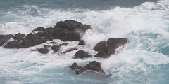 Submergé (Aphélie) Tags: japon mer 海 sea 下田 日本 japan shimoda