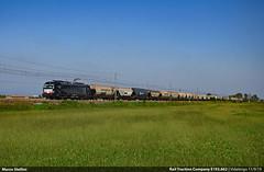 RTC E193.662 (Marco Stellini) Tags: rtc mrce siemens 193 lokomotion rail traction company cereals vidalengo bg