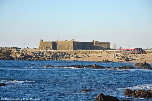 Forte de São João - Vila do Conde - Portugal 🇵🇹