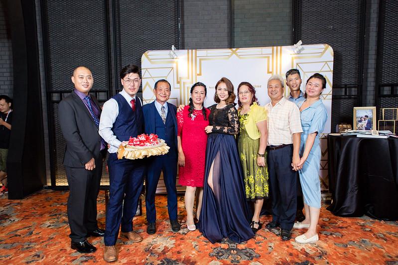 [婚攝] 奎宇 & 珮綺 晶綺盛宴黃金廳 | 儀式晚宴 | 婚禮紀錄