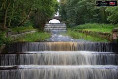 Overflow Landscape (Lancashire Photography.com) Tags: river yarrow overflow anglezarke reservoir lancashire photography