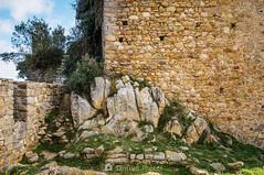 La roca madre (SantiMB.Photos) Tags: 2blog 2tumblr 2ig castillo castle ruinas ruins maresme invierno winter roca rock geo:lat=4167887598 geo:lon=273536362 geotagged palafolls cataluna españa rocaviva