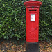 Post Box GR,  Birmingham Road, Allesley Post Office